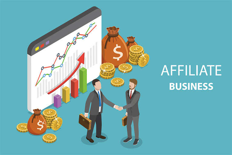 affiliate-business-illust